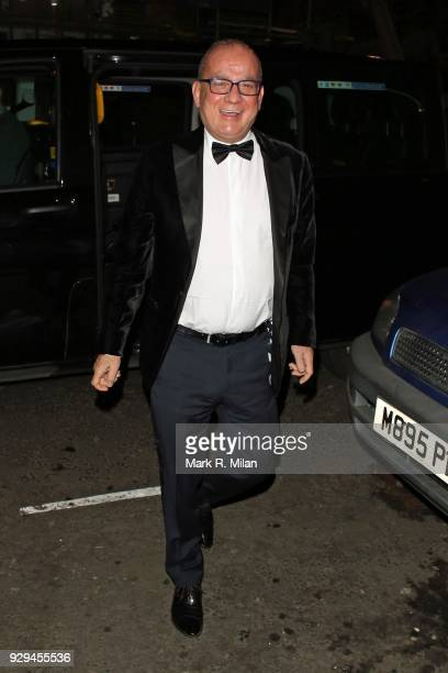Touker Suleyman attending the Bardou Foundation International Women's Day celebration at the Hospital Club on March 8 2018 in London England