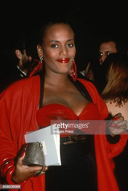 Toukie Smith circa 1988 in New York City