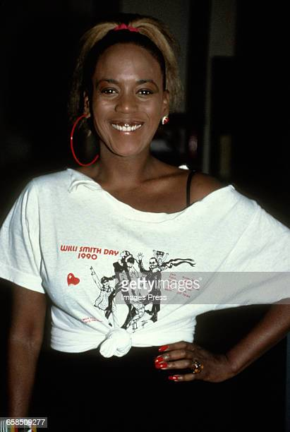 Toukie Smith circa 1990 in New York City