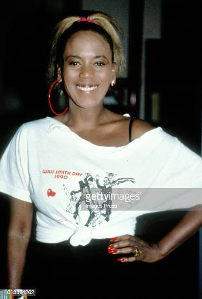 Toukie Smith circa 1990 in New York