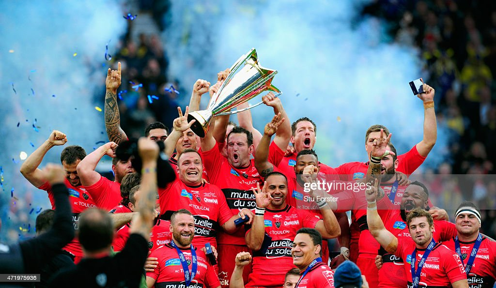 ASM Clermont Auvergne v RC Toulon - European Rugby Champions Cup Final