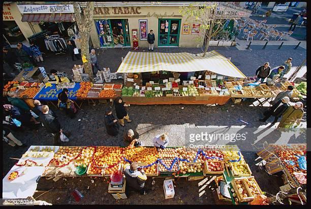 Toulon Produce Market