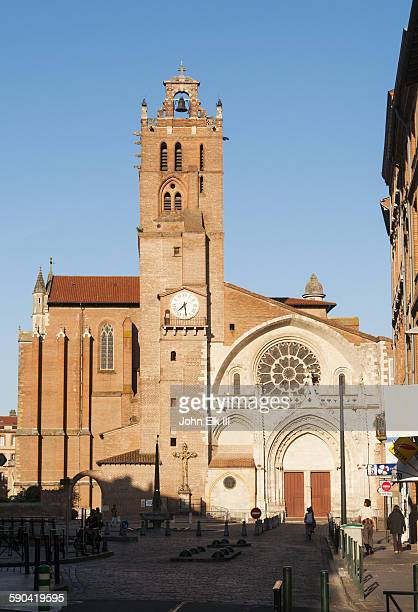 Toulouse, Cathedral Saint Etienne