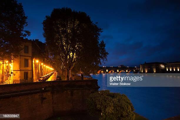 Toulouse, Midi-Pyrenees, City View