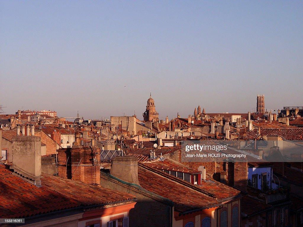 Toulouse : Stock Photo