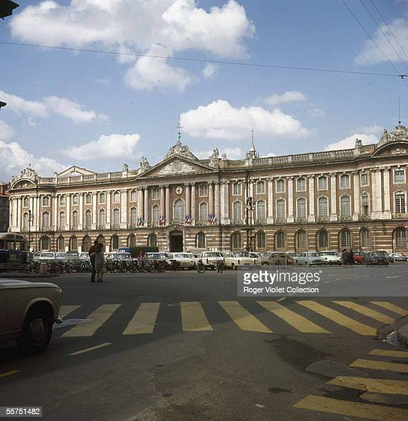 Toulouse The Capitole town hall