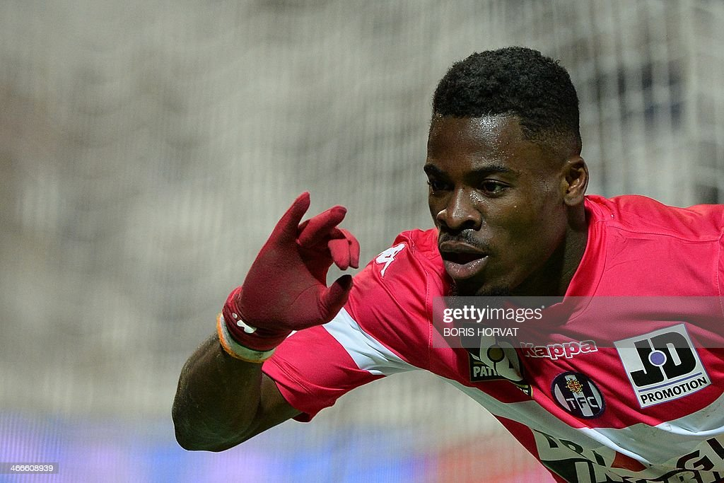 FBL-FRA-LIGUE1-MARSEILLE-TOULOUSE : News Photo