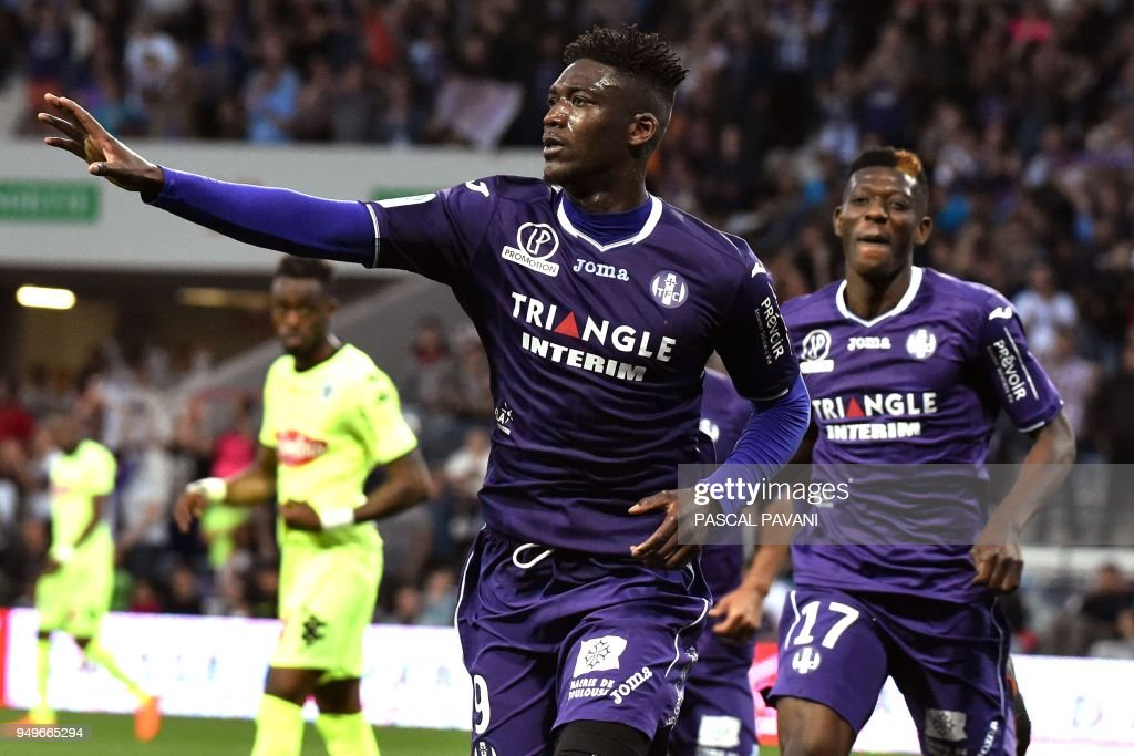 Toulouse v Angers SCO - Ligue 1