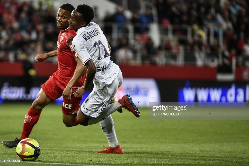 FRA: Dijon FCO v Toulouse FC - Ligue 1