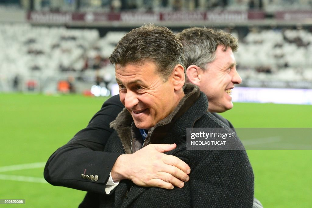 RUGBYU-FRA-TOP14-BORDEAUX-TOULOUSE : News Photo