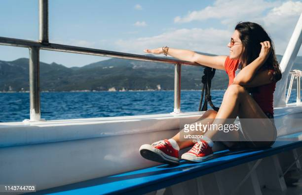 tour boat ride - tourboat stock pictures, royalty-free photos & images