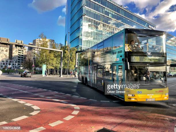 tour bus edge tiergarten bengurionstrasse berlin