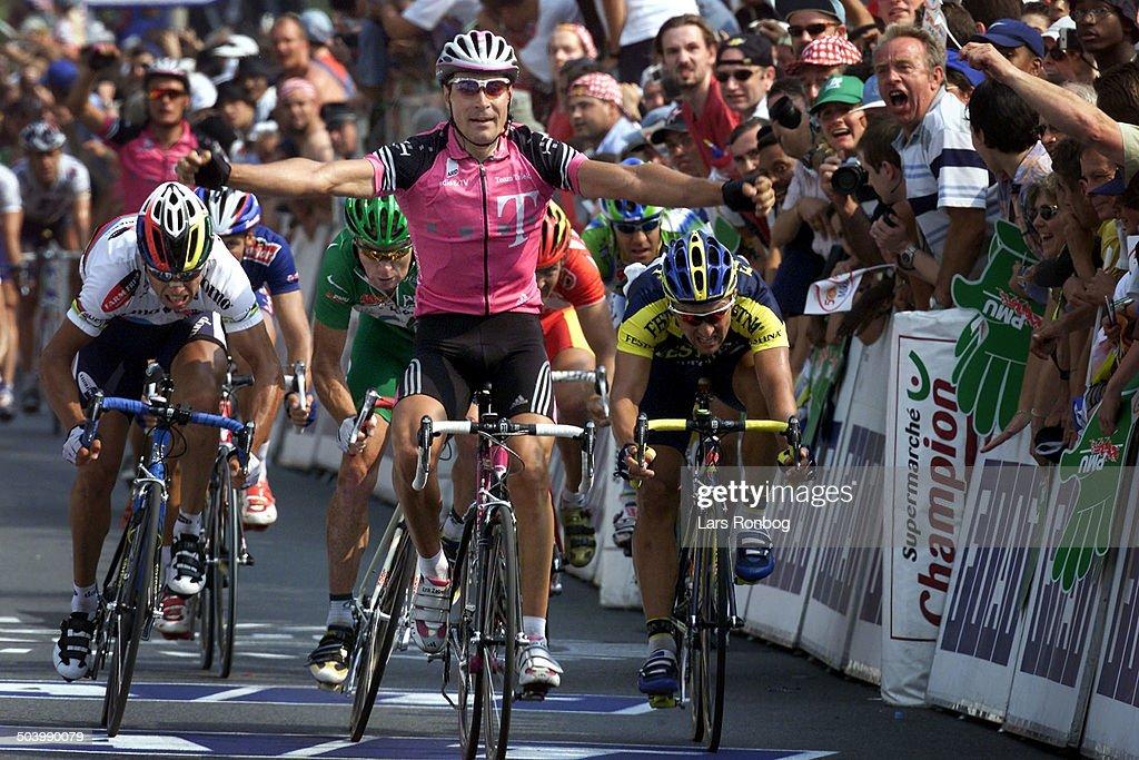Tour de France, 19. Etape : News Photo