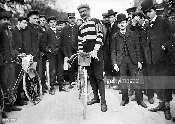 Tour de France 1905 Hippolyte Aucouturier second of the general placing