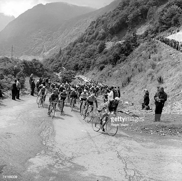 Tour de France 1969 in the Pyrenees