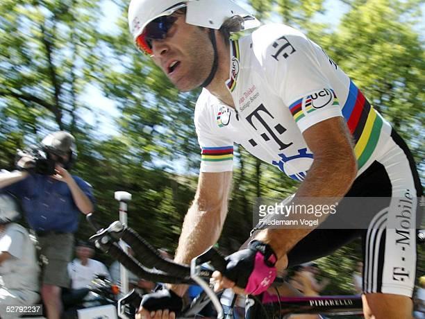 Tour de France 2003 12 Etappe Gaillac Cap Decouverte/Einzelzeitfahren Santiago BOTERO/COL Team Telekom