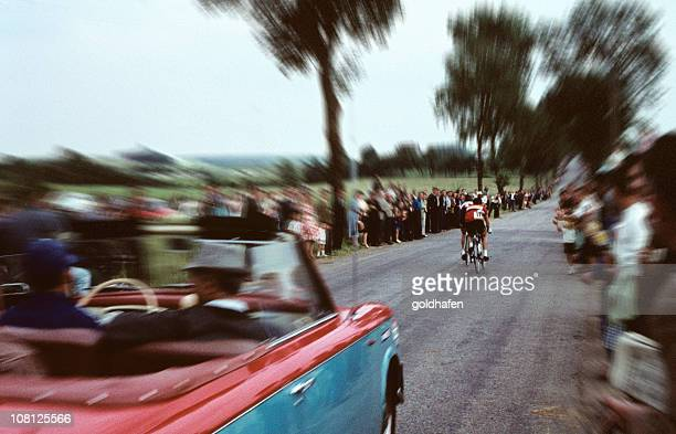 tour de france 50s/60s - cycling event stock pictures, royalty-free photos & images
