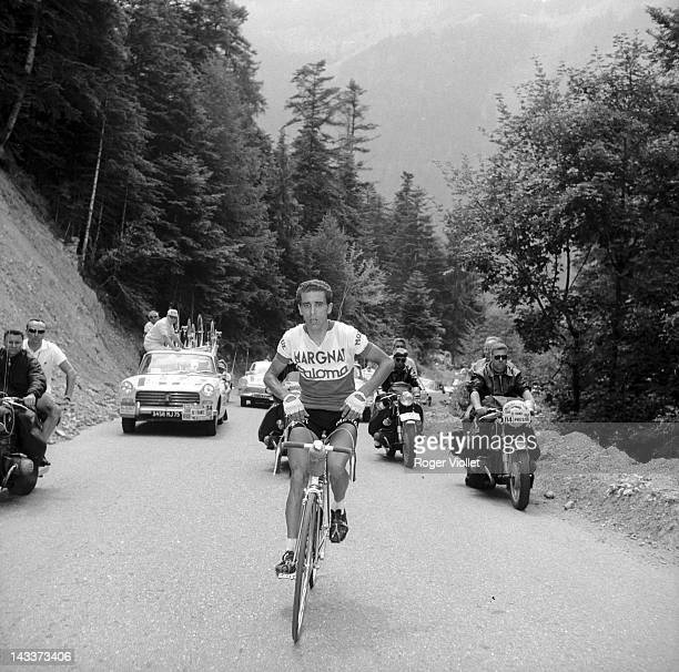 Tour de France Federico Bahamontes Spanish racing cyclist and winner of the Tour de France in 1959
