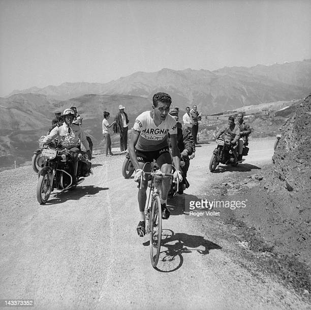 Tour de France Federico Bahamontes Spanish racing cyclist winner of the Tour de France in 1959