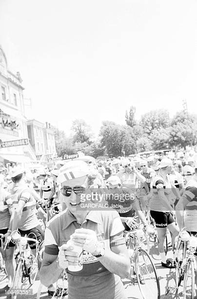 Tour De France July 1959 Du 9 juillet au 18 juillet 1959 tour de France cycliste Du 9 juillet au 18 juillet 1959 tour de France cycliste A l'arriv¿¿e...