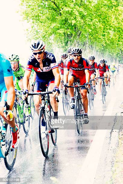 tour de france 2014 - cycling event stock pictures, royalty-free photos & images