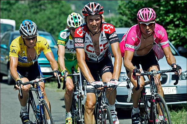 Tour de France stage 14 Ivan Basso Team CSC Jan 9a69b575f