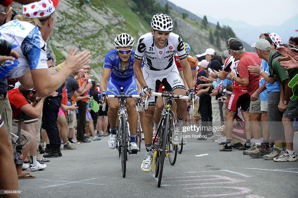 Tour de France, Stage 17 - Carlos Sastre (SPA-Cervélo) © Frontzonesport