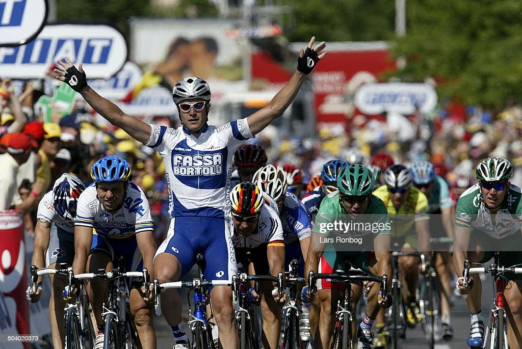 Tour de France, stage 5 - Troyes - Nevers : News Photo