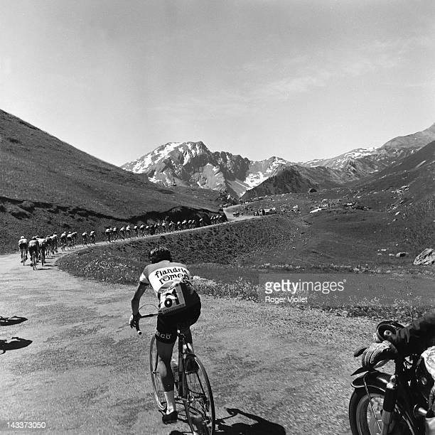 Tour de France Stage between Briancon and Monaco