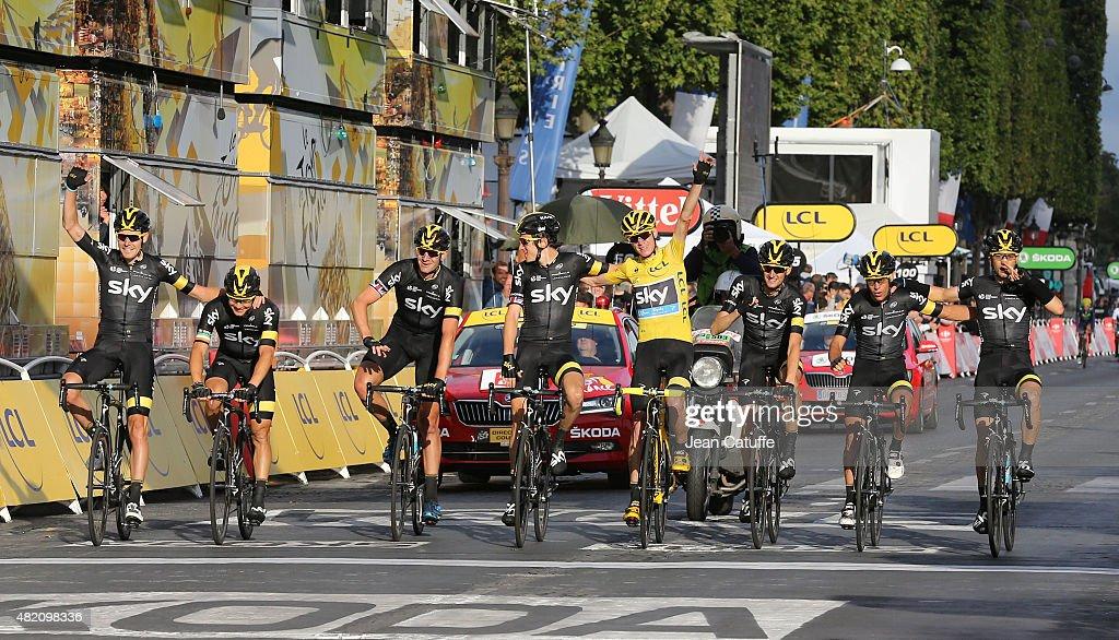 Le Tour de France 2015 - Stage Twenty One : News Photo