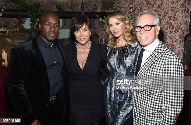Tour Manager Corey Gamble Talent Manager Jenner Communications Kris Jenner Entrepreneur Fashion Designer Dee Ocleppo Hilfiger and Designer Tommy...