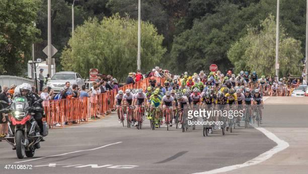 Tour of California, May, 17, 2015, Pasadena