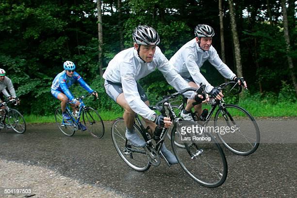 Tour of Denmark stage 3 Goeran Jensen Allan Bo Andresen Team Designa Koekken