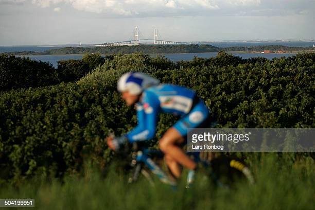 Tour of Denmark stage 5 Timetrial and the Storebaeltsbro