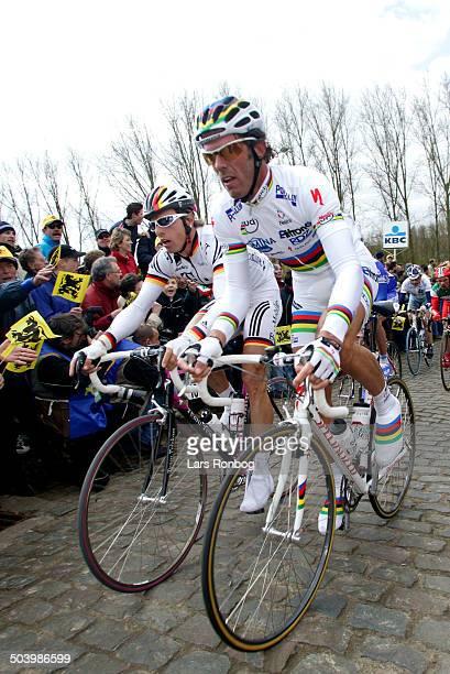 Tour of Flandres Mario Cipollini Domina Vacanze Danilo Hondo Telekom