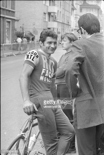 Tour of France 1971 in Basle Raymond Poulidor