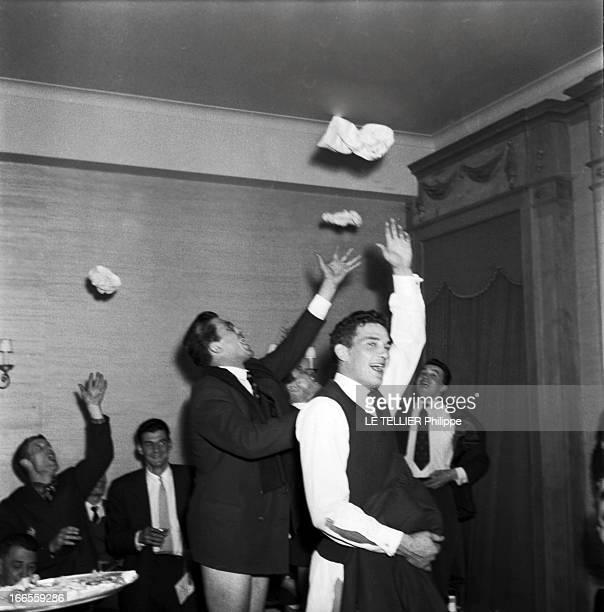 Tour Of France Rugby Team In South Africa La tournée 1958 du XV de France en Afrique du Sud l'équipe de France remporte son match face aux Springboks...