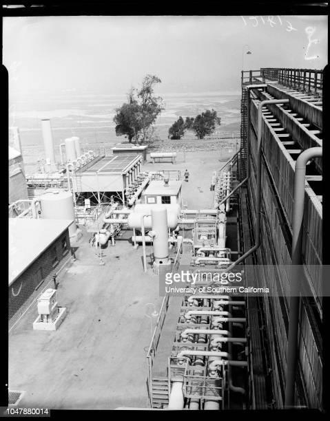 Tour of gas lines , Blythe-Desert City-Cactus-Playa del Rey, 4 May 1957. S.J turner ;Michael Sabo -- 7 years;Rudolph Duran;Dean Sartian;Elston...