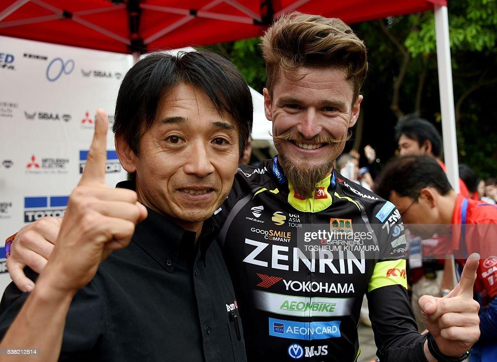 CYCLING-JPN : News Photo