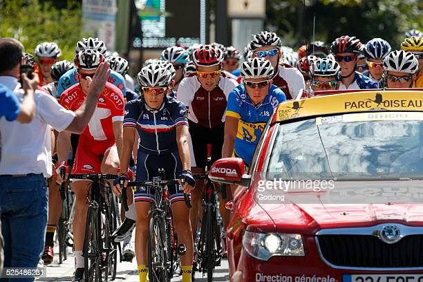 Tour of the Future, a French road bicycle racing stage race.