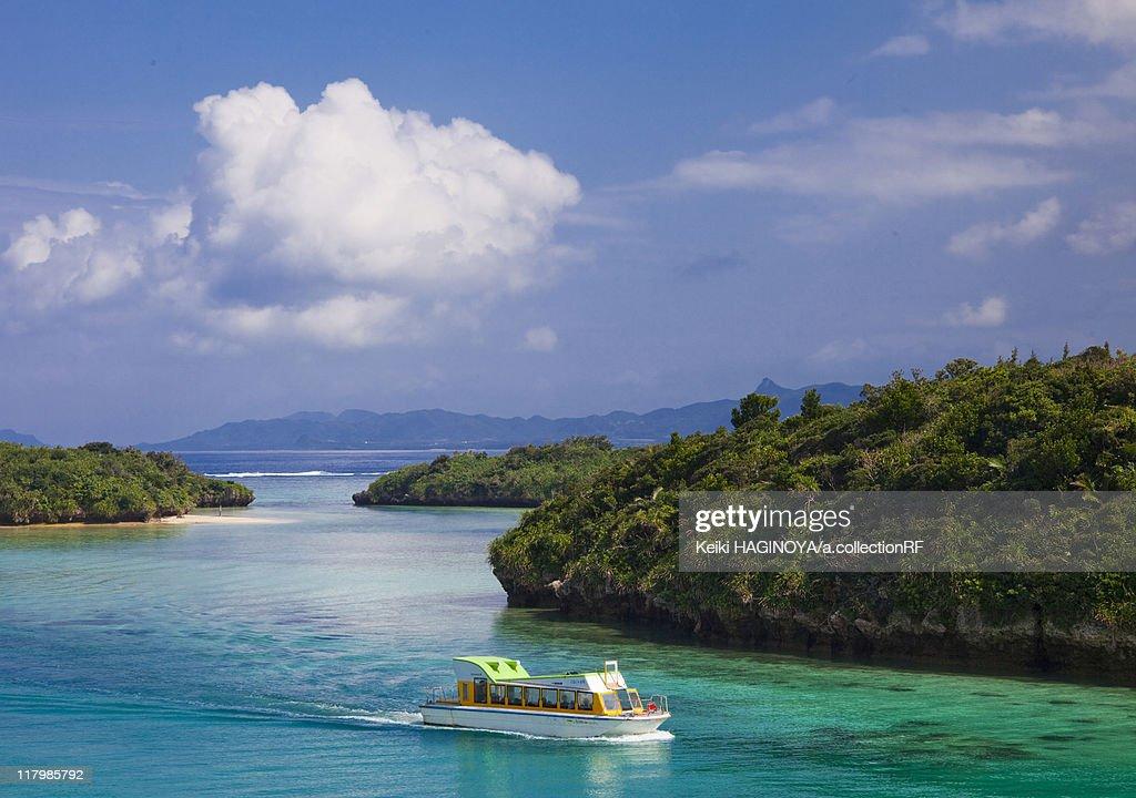 Tourboat : Stock-Foto