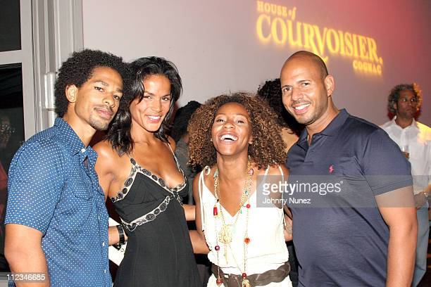 Toure Crystal Anthony June Ambrose and Emil Wilbekin