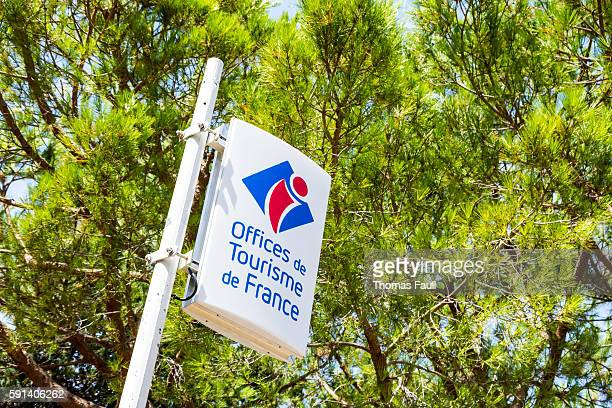 Tourism Office Sign France