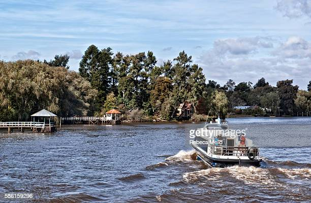 tourism on river - tigray stock photos and pictures