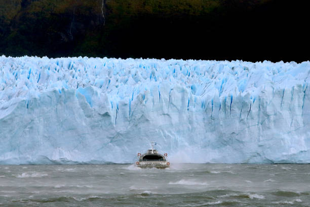 ARG: Glacial Tourism In Patagonia