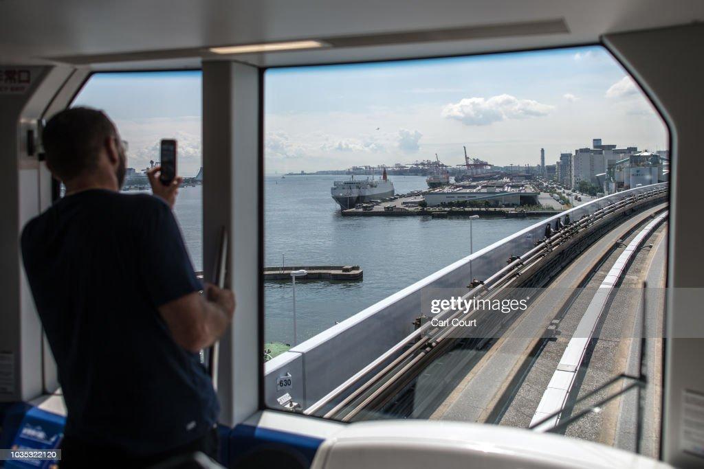 Tokyo 2020 Olympic Venues: Odaiba Marine Park