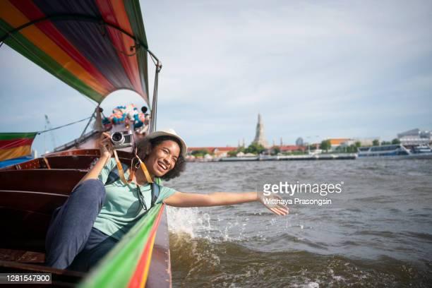 tourist force cruising like bangkok - tourist stock pictures, royalty-free photos & images