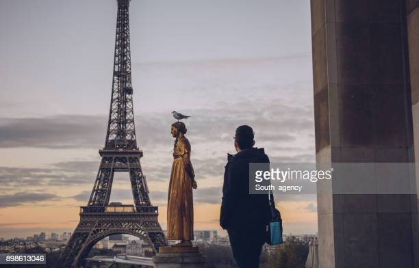 Tourist in France
