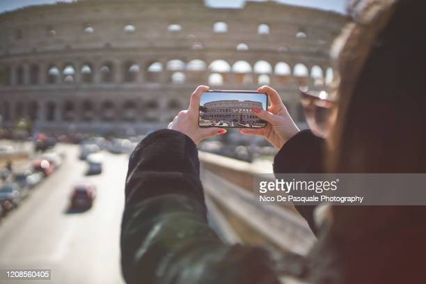 tourist in rome - nico de pasquale photography stock pictures, royalty-free photos & images