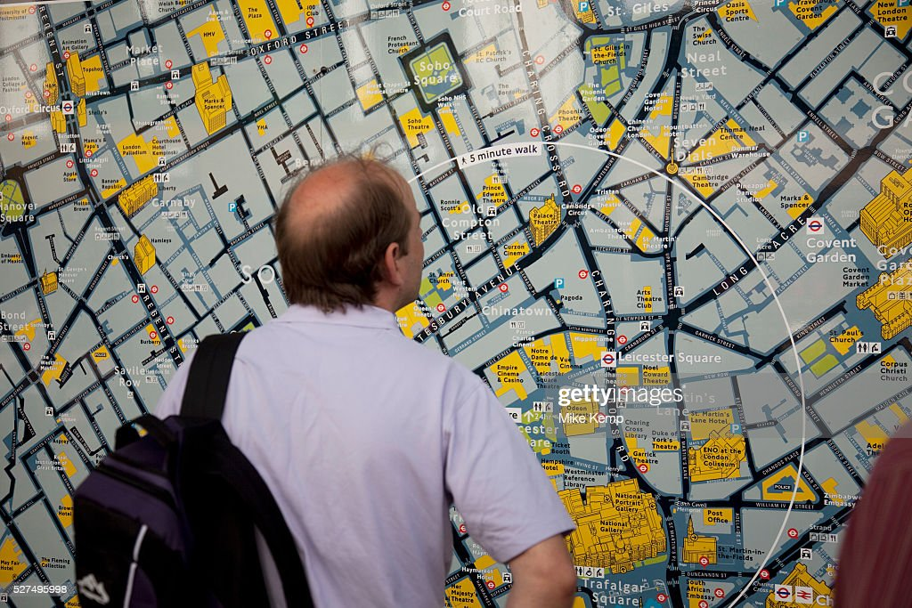 Map Of Leicester Stock Photos and Pictures Getty Images